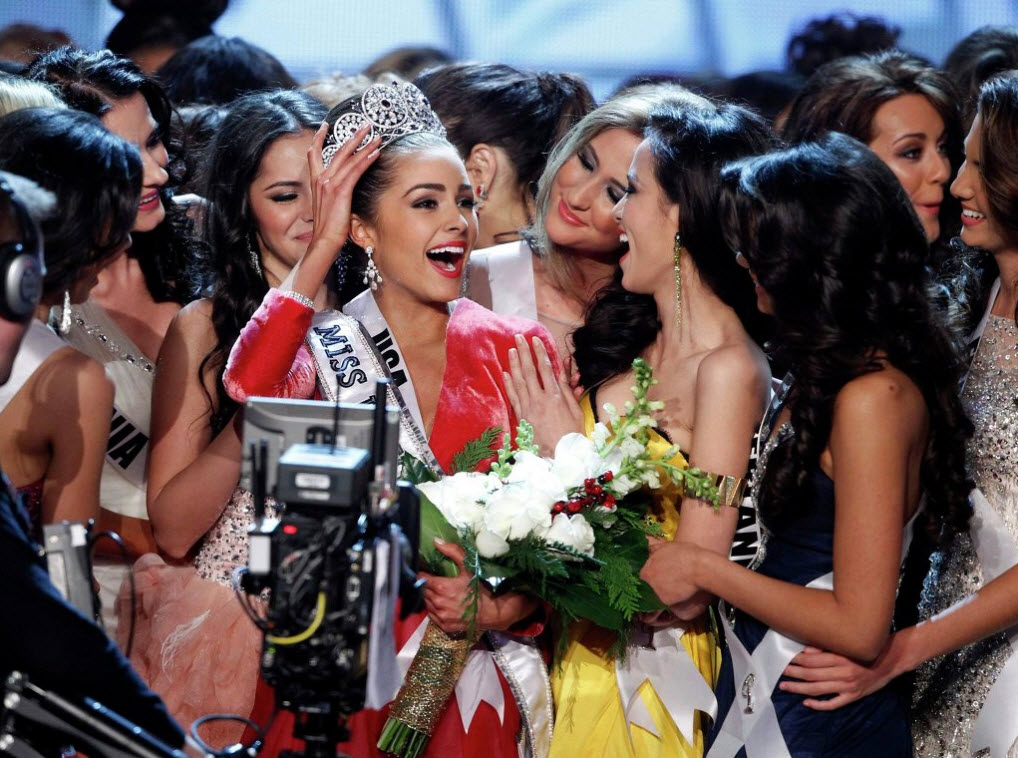 Оливия Калпо Miss Universe
